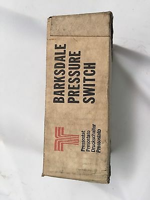 Barksdale Pressure Switch B1T-A48Ss