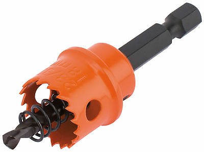 Draper Expert 18MM BI-METAL Cutting Hole Saw With Integrated Arbor