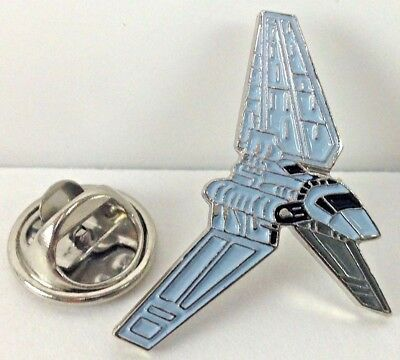 IMPERIAL SHUTTLE - Star Wars Movie Series - UK Imported Enamel Pin