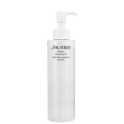 Shiseido Makeup Remover Perfect Cleansing Oil 180ml for women