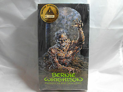 Bernie Wrightson Master Of The Macabre Trading Cards Sealed Box Of 36 Packs