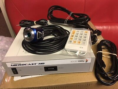 STORZ 20960200  with Storz  20961000 HD camera