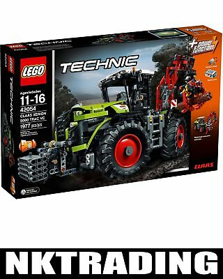 LEGO Technic CLAAS XERION 5000 TRAC VC 42054 SEALED