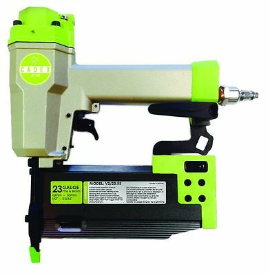 Cadex V2/23.55 23 Gauge Pinner / Brad Pin Nailer 1/2'' - 2-3/16'' Kit
