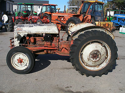 8N Ford  2Wd Gas Tractor  Runs  Great