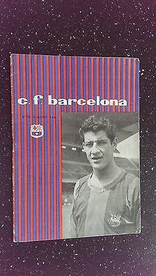 Barcelona V Real Madrid 1959-60