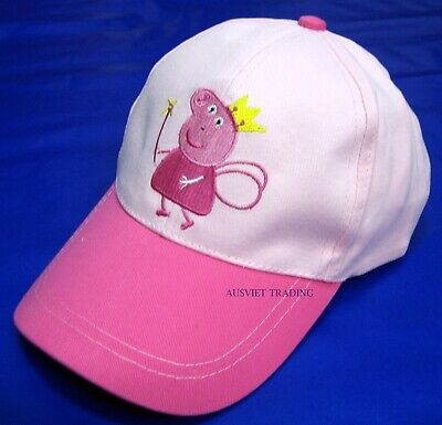 Brand new kids Peppa Pig girls hat Cap Hat cotton new release