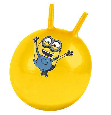 Despicable Me Minion Bob Space Hopper