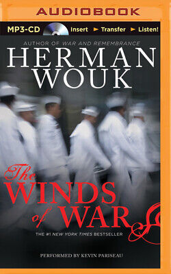 Winds of War: The Winds of War 1 by Herman Wouk (2014, MP3 CD, Unabridged)