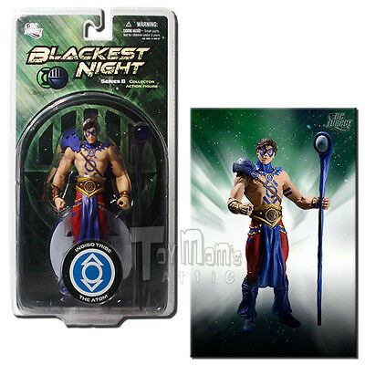 DC Direct Blackest Night Series 8 Indigo Tribe The Atom 6-Inch Action Figure