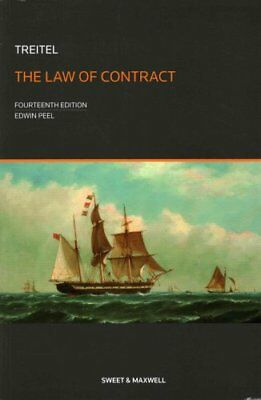 Treitel on the Law of Contract by Edwin Peel 9780414037397 (Paperback, 2015)