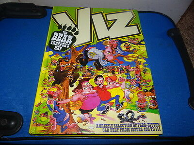 Viz The Bear Trapper's Hat Issues 106 to 111 From 2003