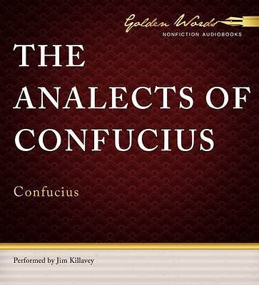 The Analects of Confucius by Confucius (2013, CD, Unabridged)