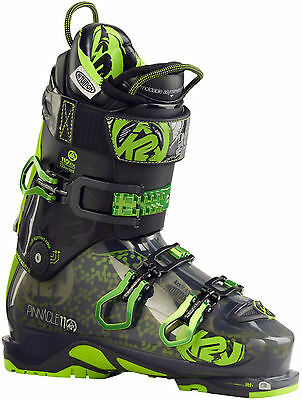 K2 Pinnacle 110 Ski Boots with Hike And Ride - MONDO 27.5. Cost £385 NEW