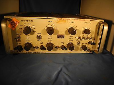 VINTAGE Rutherford Model B16 Pulse Generator