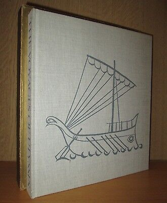 THE VOYAGES OF ULYSSES Lessing 1965 HISTORY Photography ART Illus VINTAGE Book