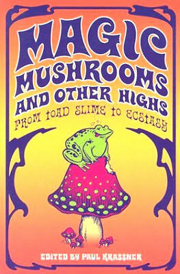 Psychedelic Magic Mushroom Toad Slime Catalog Acid LSD Trip High Ecstasy THC Pot