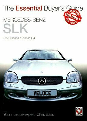 Mercedes-Benz SLK R170 Series 1996-2004 by Chris Bass 9781845848088