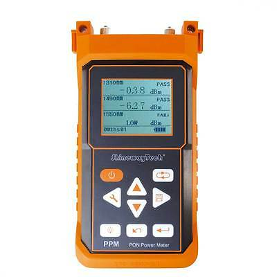 ShinewayTech PPM-50/51 PON Power Meter, FTTx