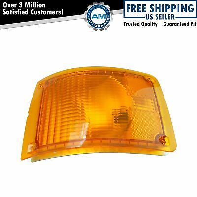 Dorman Front Side Marker Light Assembly Driver Side for International Truck