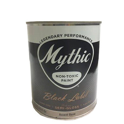 Mythic Non-Toxic Interior Primer & Paint 2 in 1 858ML Semi-Gloss Accent Base