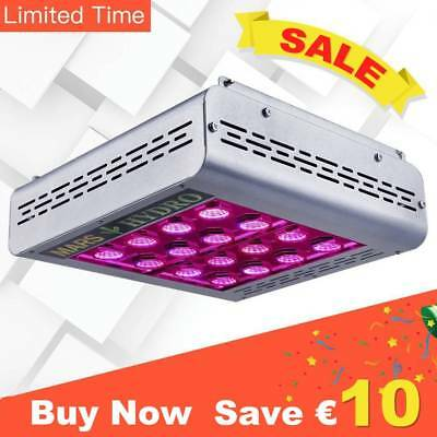 Mars Hydro Pro II 400W LED Grow Light Full Spectrum Lamp for Indoor Plants Seed