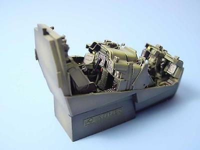 AIRES 4137 Cockpit Set for Hasegawa® Kit AH-64D Longbow Apache in 1:48