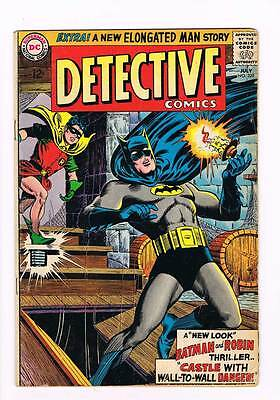 Detective Comics # 329 Castle With Wall-To-Wall Danger ! grade 4.5 scarce !!