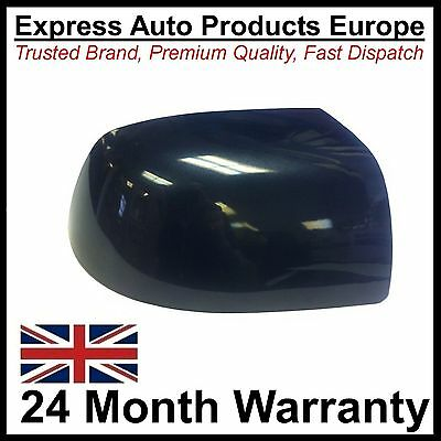Driver Side Wing Mirror Cover Cap SEA Grey FORD Focus Mk2 upto 05/08