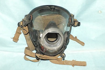 Scott SCBA AV2000 Firefighter Mask Size Large (FM-22)