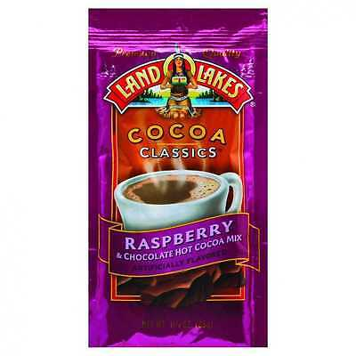 Land O Lakes Cocoa Classic Mix, Raspberry and Chocolate - (Case of 12 - 1.25 oz)