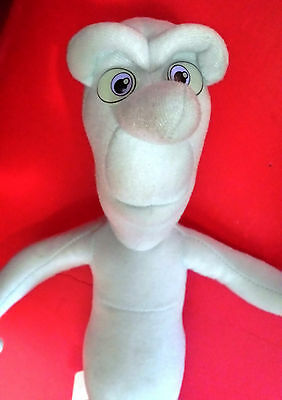 """Stretch"" Casper the Friendly Ghost Plush  w/ Glow In Dark Eyes ~ Vintage 1994"