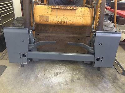 SKID STEER QUICK Attach Adapter Assembly Case 1845 1840 1835 Mounting Plate