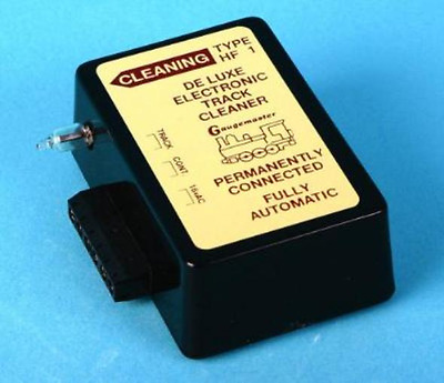 Gaugemaster HF-1 Electronic Single Track Cleaner