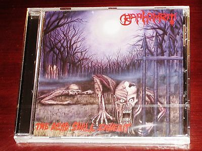 Baphomet: The Dead Shall Inherit CD 2006 Remaster Peaceville UK CDVILED31 NEW