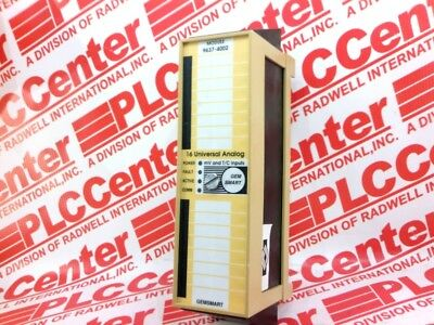Converteam 9637-4002 / 96374002 (Used Tested Cleaned)