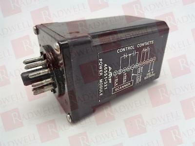 Amf Control Systems 46551-321 / 46551321 (Used Tested Cleaned)