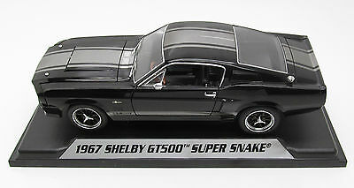 1967 SHELBY GT500  1:18 Scale BY SHELBY