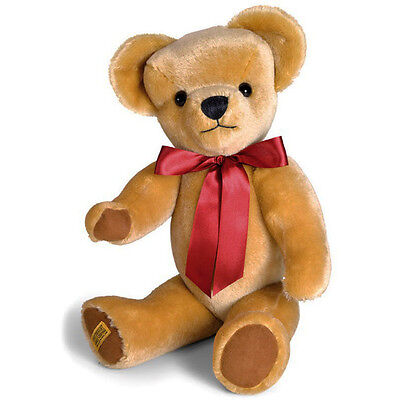 Merrythought London Classic Gold Teddy Bear - 53cm / 21 inches - GM21LG