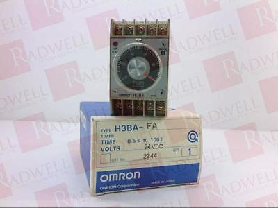 Omron H3Ba-Fa-Dc24 / H3Bafadc24 (Rqaus1)