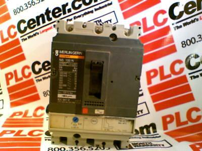 Schneider Electric 29673 / 29673 (Used Tested Cleaned)