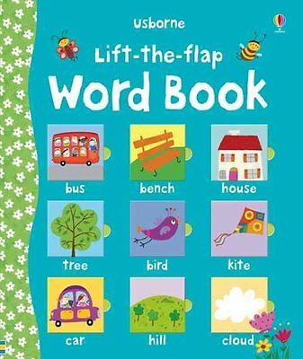 Lift the Flap Word Book by Felicity Brooks 9780746099155 (Hardback, 2010)