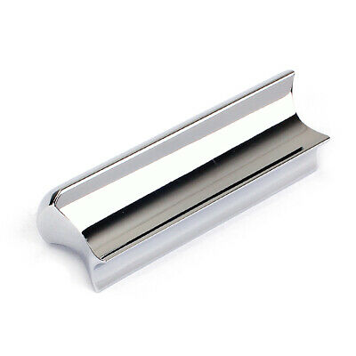 Chrome Plated Stainless Steel Lap Slide Bar for Hawaii Electric Guitar Parts