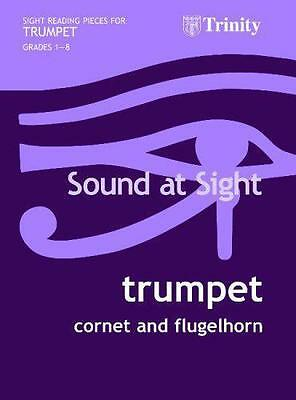 Trinity College Sound at Sight Trumpet Grade 1-8