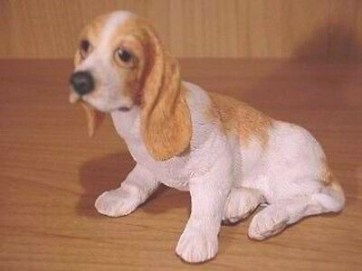 Country Artists Small Dogs - Basset Hound Puppy