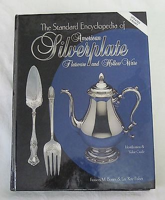 American Silverplate Flatware and Hollow Ware Identification and Value Guide