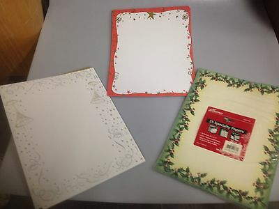 """Lot Of 70+ Specialty Paper, Various Designs 8-1/2"""" x 11"""" Acid Free"""