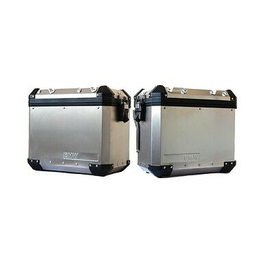 BMW R1200GS Adventure LC Aluminium Panniers with codeable locks
