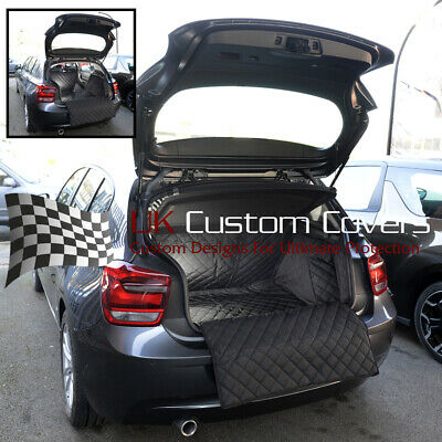 Bmw 1 Series Tailored Quilted Boot Liner Mat Dog Guard 2011 Onwards 268