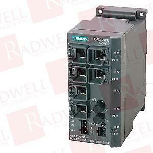 SIEMENS 6GK52061BB102AA3 (Used, Cleaned, Tested 2 year warranty)
